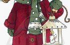 Tradicionalni pohod z lučkami in božično tržnico vrtca